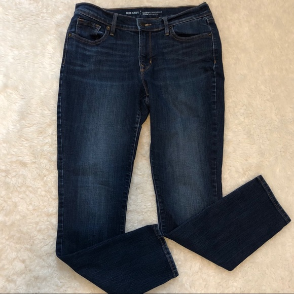 Old Navy Jeans Old Navy Curvy Profile Midrise Jeans Poshmark